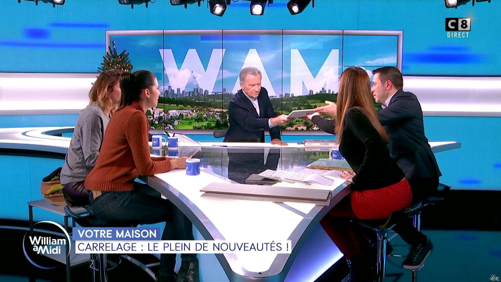 Caroline Ithurbide et Caroline Munoz dans William à Midi. Diffusé à la télévision le 17/12/19.