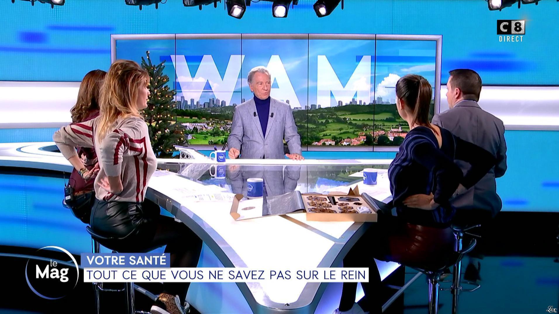 Caroline Ithurbide et Raphaële Marchal dans William à Midi. Diffusé à la télévision le 10/12/19.