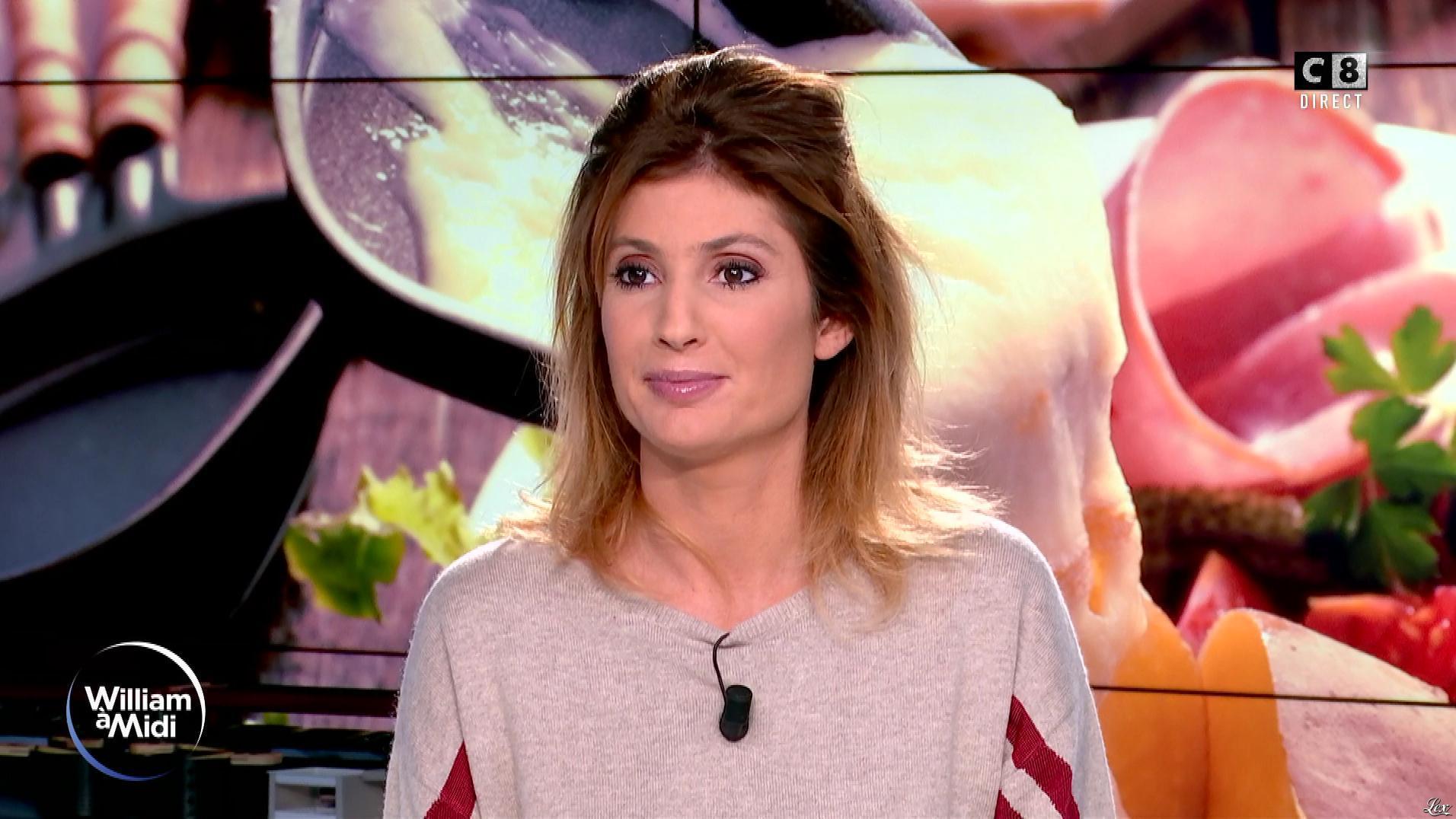 Caroline Ithurbide dans William à Midi. Diffusé à la télévision le 10/12/19.