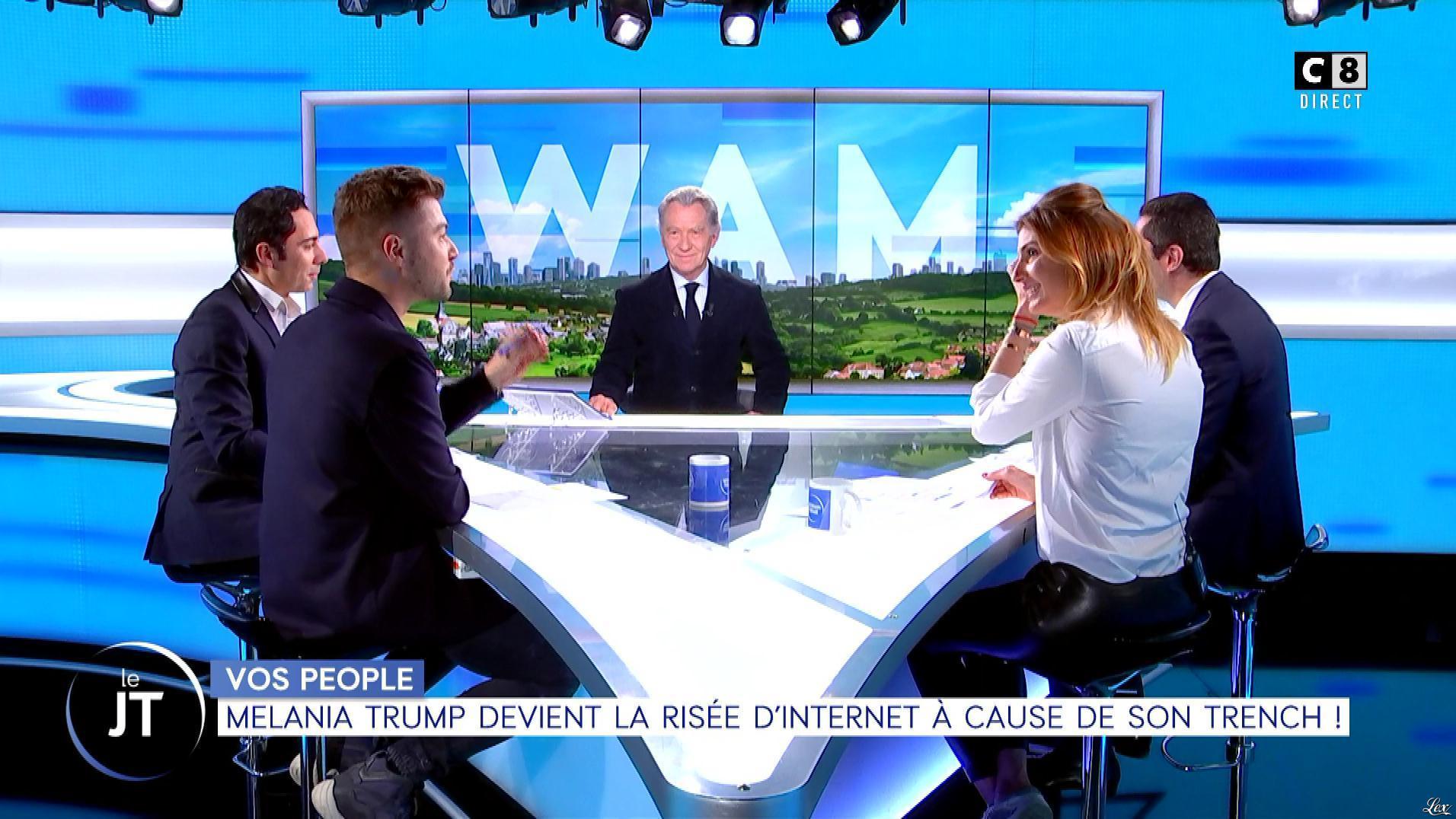 Caroline Ithurbide dans William à Midi. Diffusé à la télévision le 15/01/20.