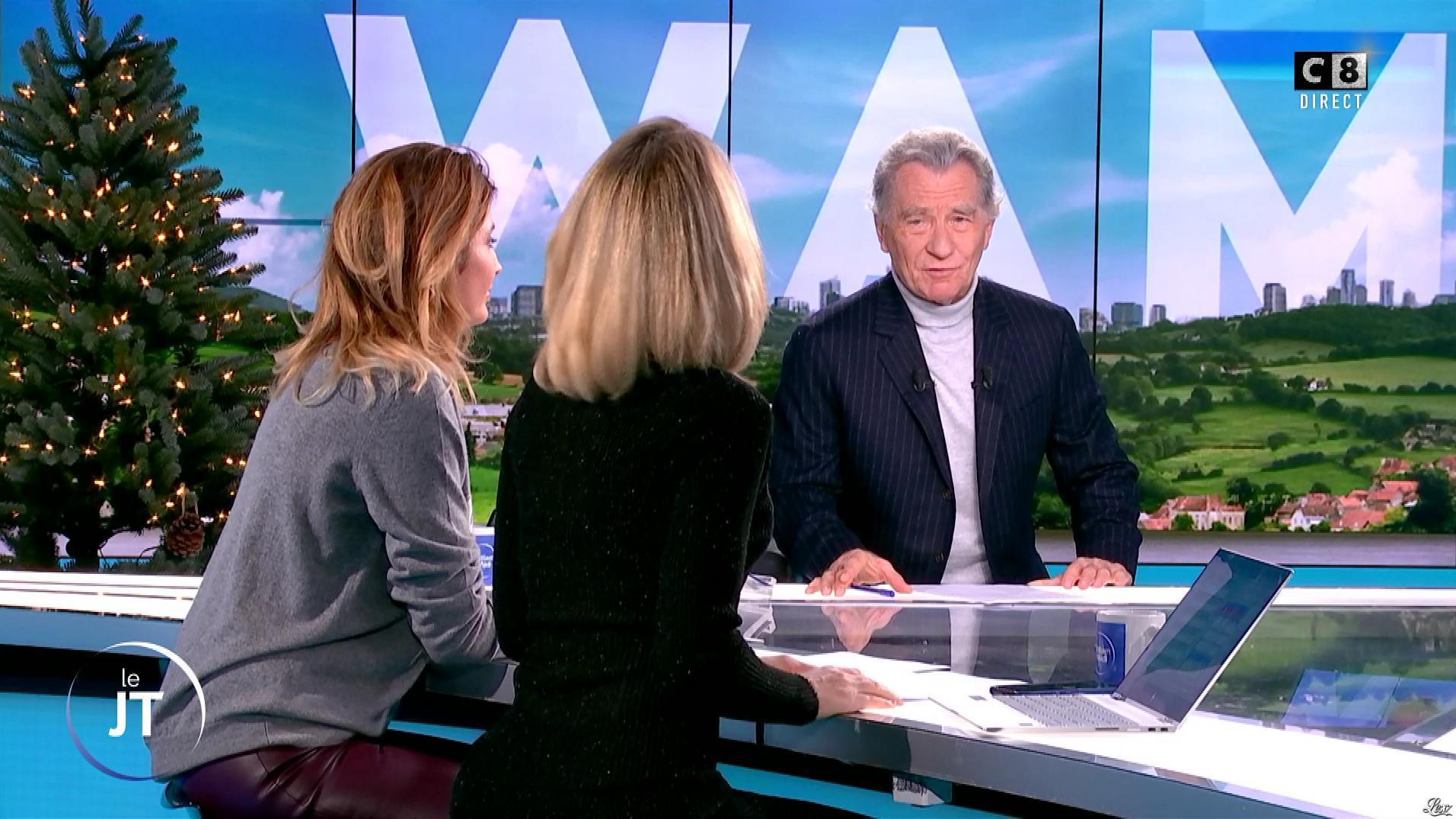Caroline Ithurbide dans William à Midi. Diffusé à la télévision le 17/12/19.
