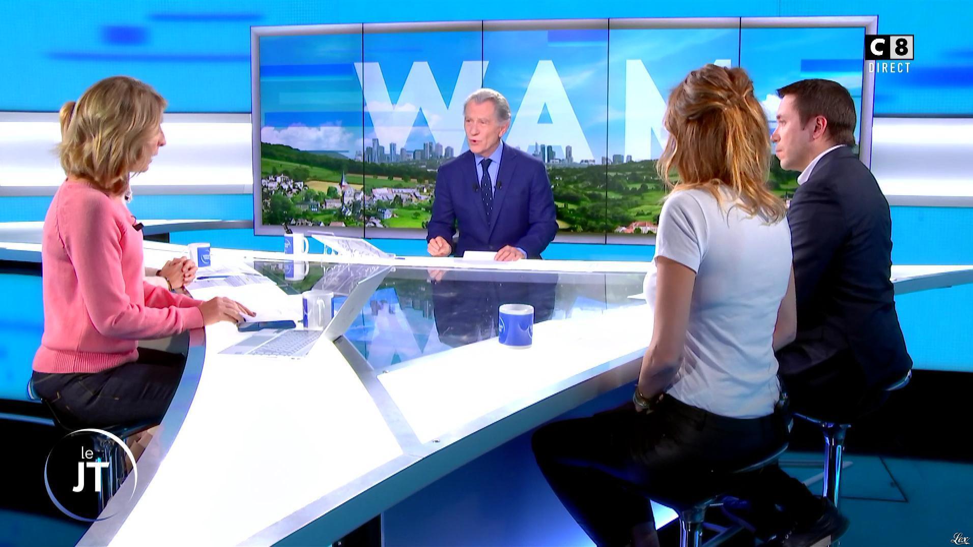 Caroline Ithurbide dans William à Midi. Diffusé à la télévision le 22/01/20.