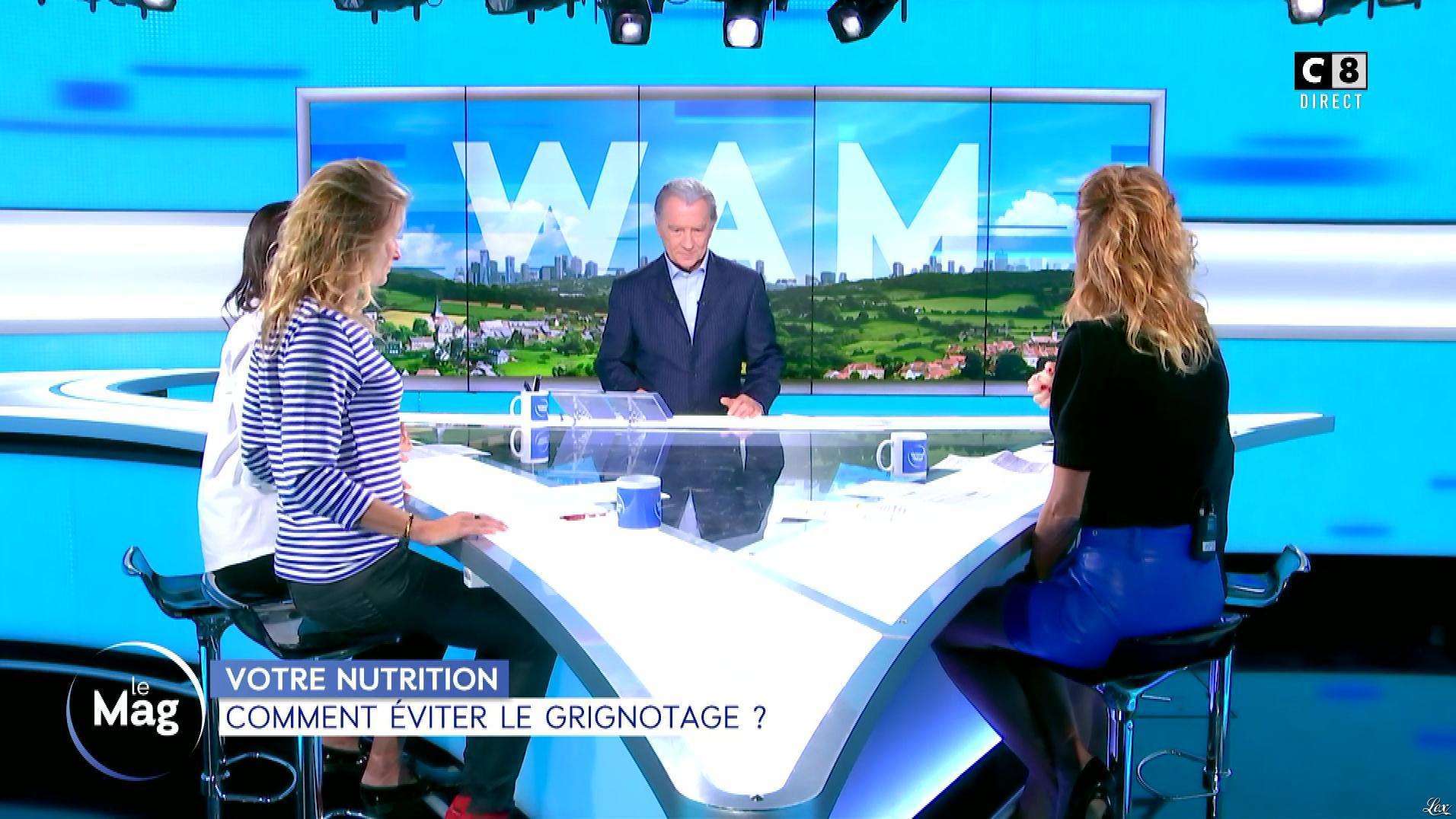 Caroline Ithurbide dans William à Midi. Diffusé à la télévision le 30/09/19.