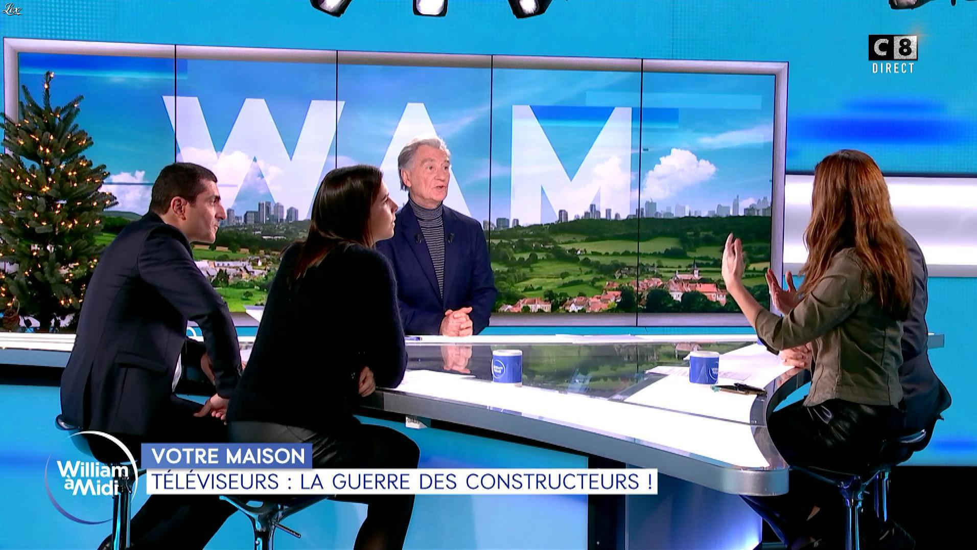 Caroline Munoz et Raphaële Marchal dans William à Midi. Diffusé à la télévision le 19/12/19.