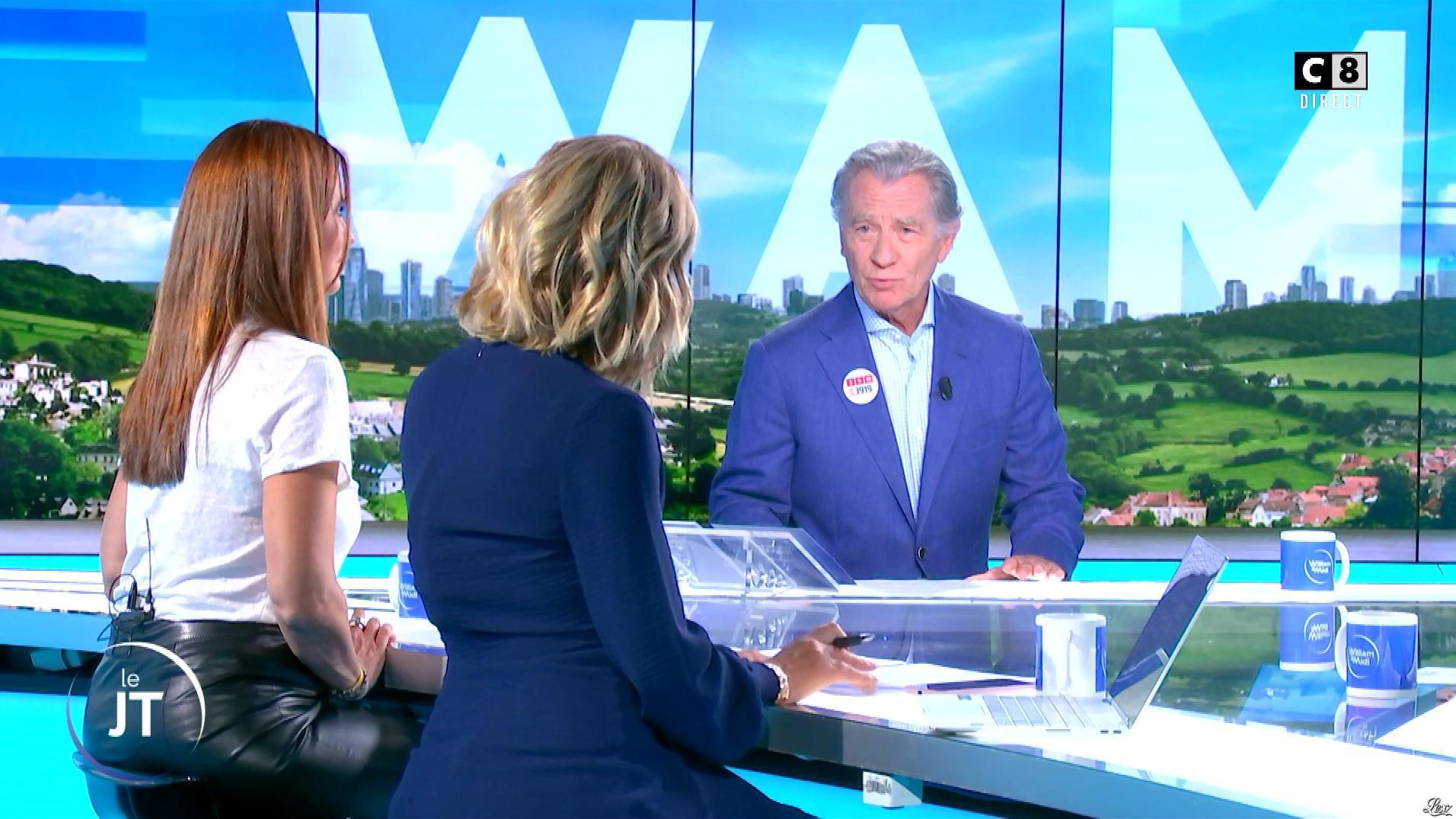 Caroline Munoz dans William à Midi. Diffusé à la télévision le 03/09/19.
