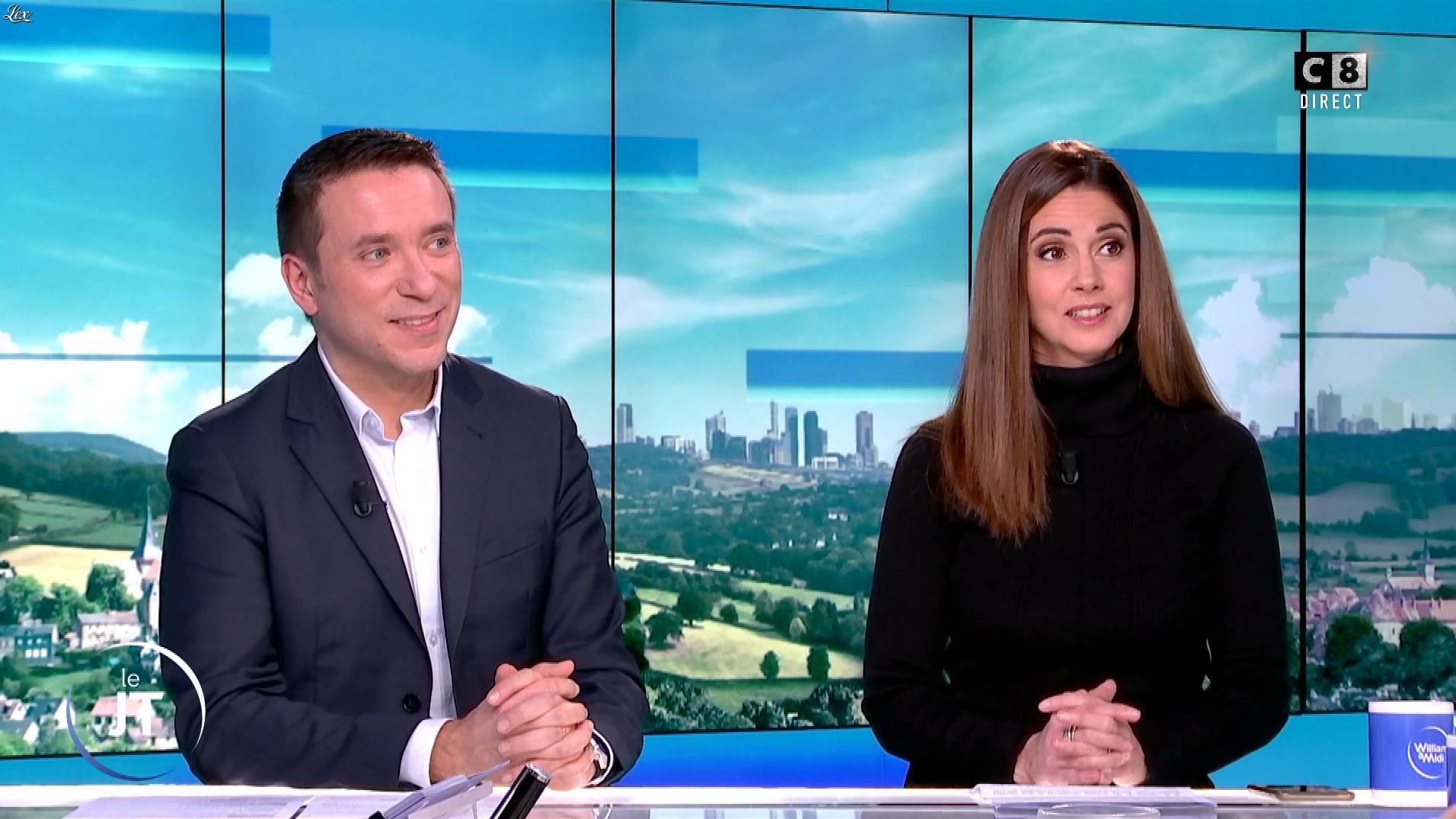 Caroline Munoz dans William à Midi. Diffusé à la télévision le 17/12/19.