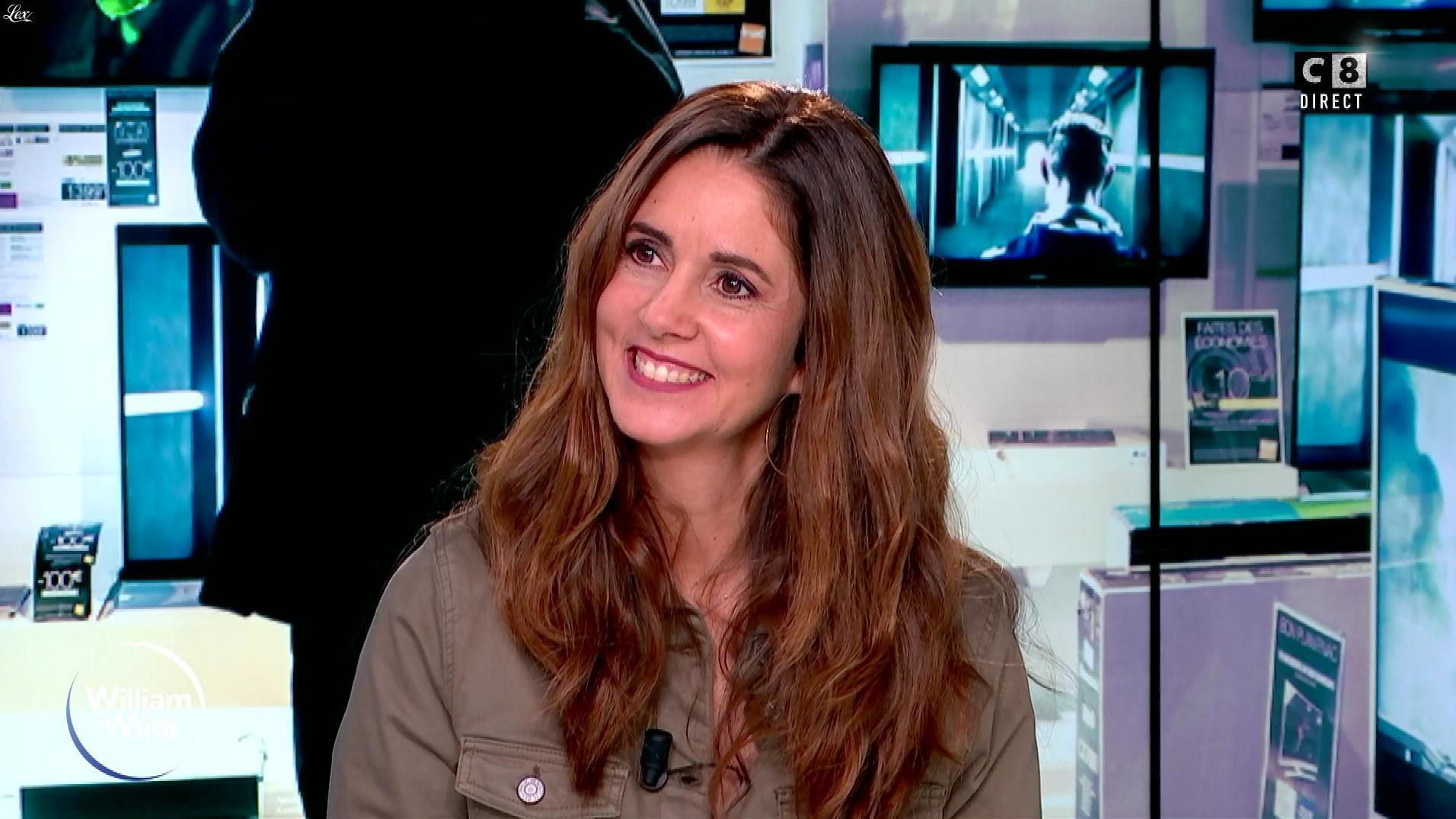 Caroline Munoz dans William à Midi. Diffusé à la télévision le 19/12/19.