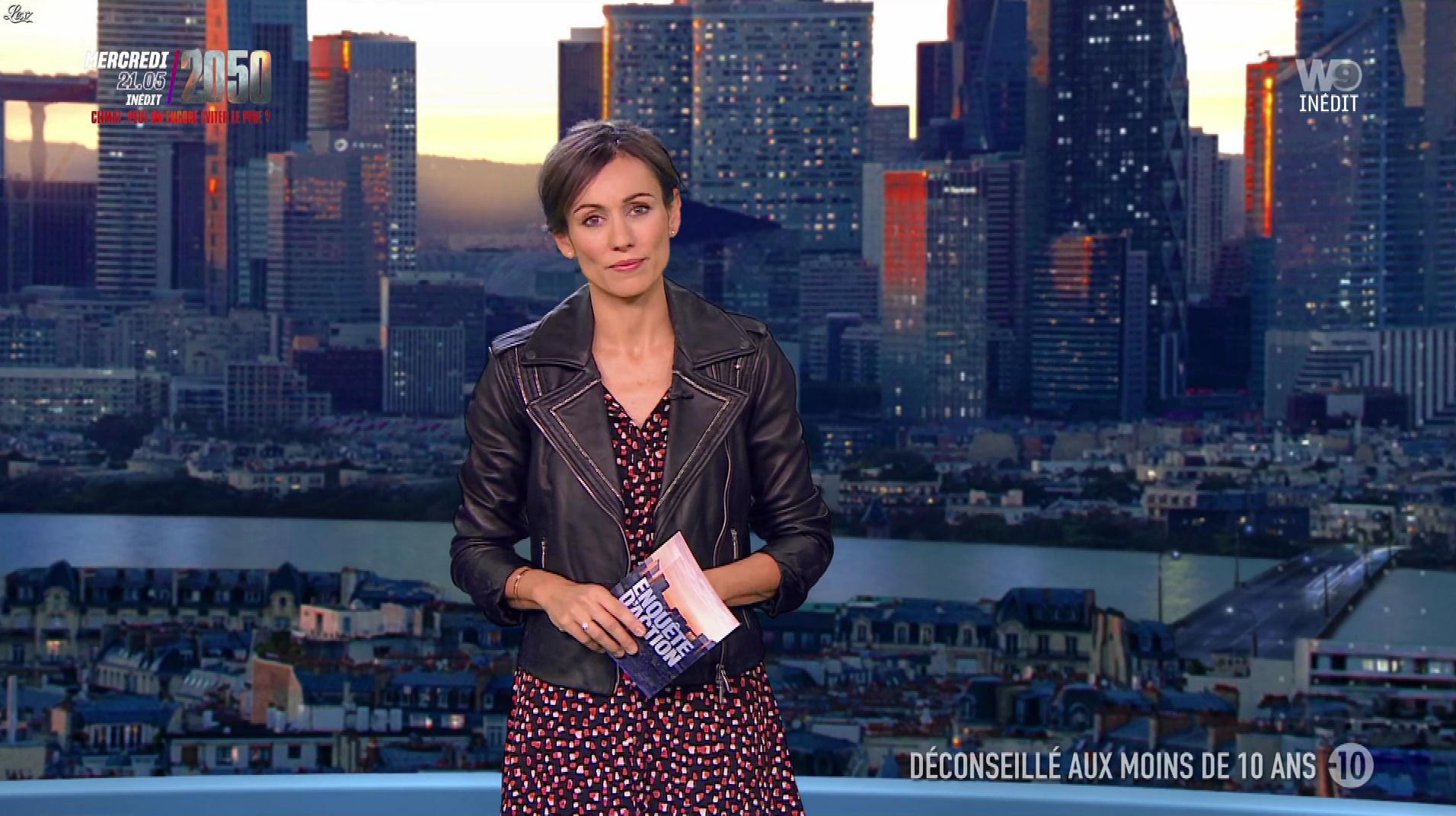 Marie-Ange Casalta dans Enquête d'Action. Diffusé à la télévision le 13/12/19.