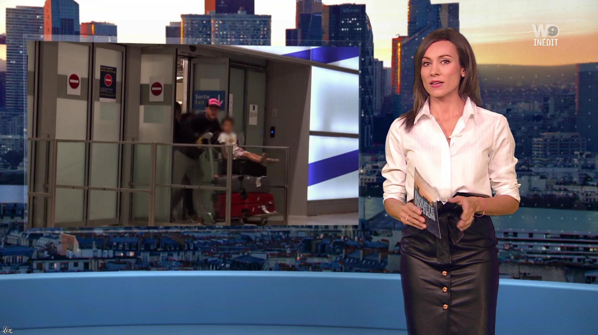 Marie-Ange Casalta dans Enquête d'Action. Diffusé à la télévision le 23/08/19.