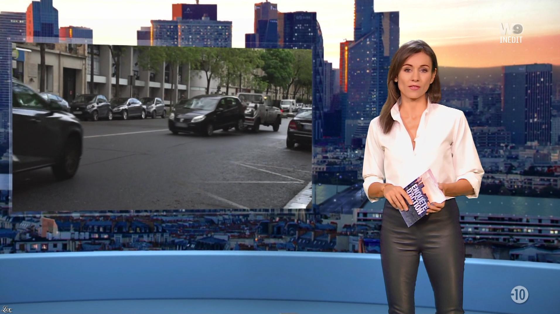 Marie-Ange Casalta dans Enquête d'Action. Diffusé à la télévision le 25/10/19.