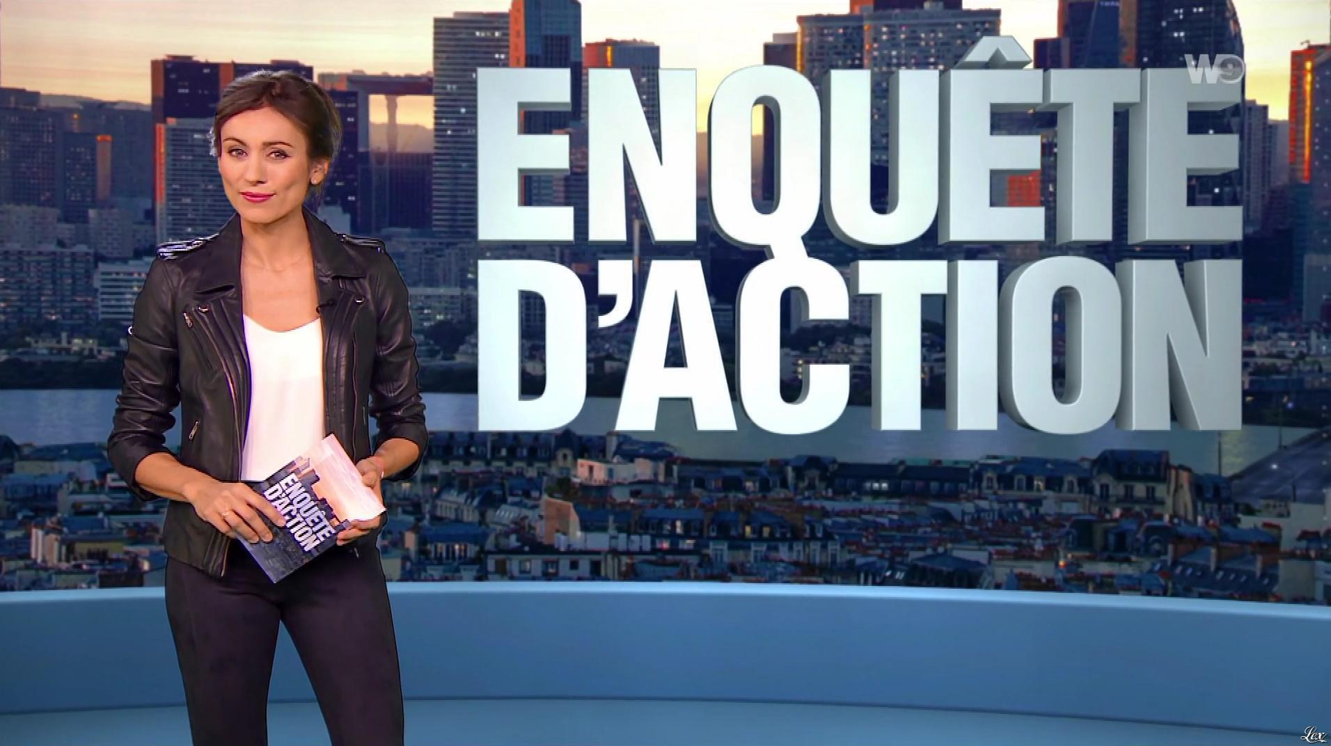 Marie-Ange Casalta dans Enquête d'Action. Diffusé à la télévision le 26/07/19.
