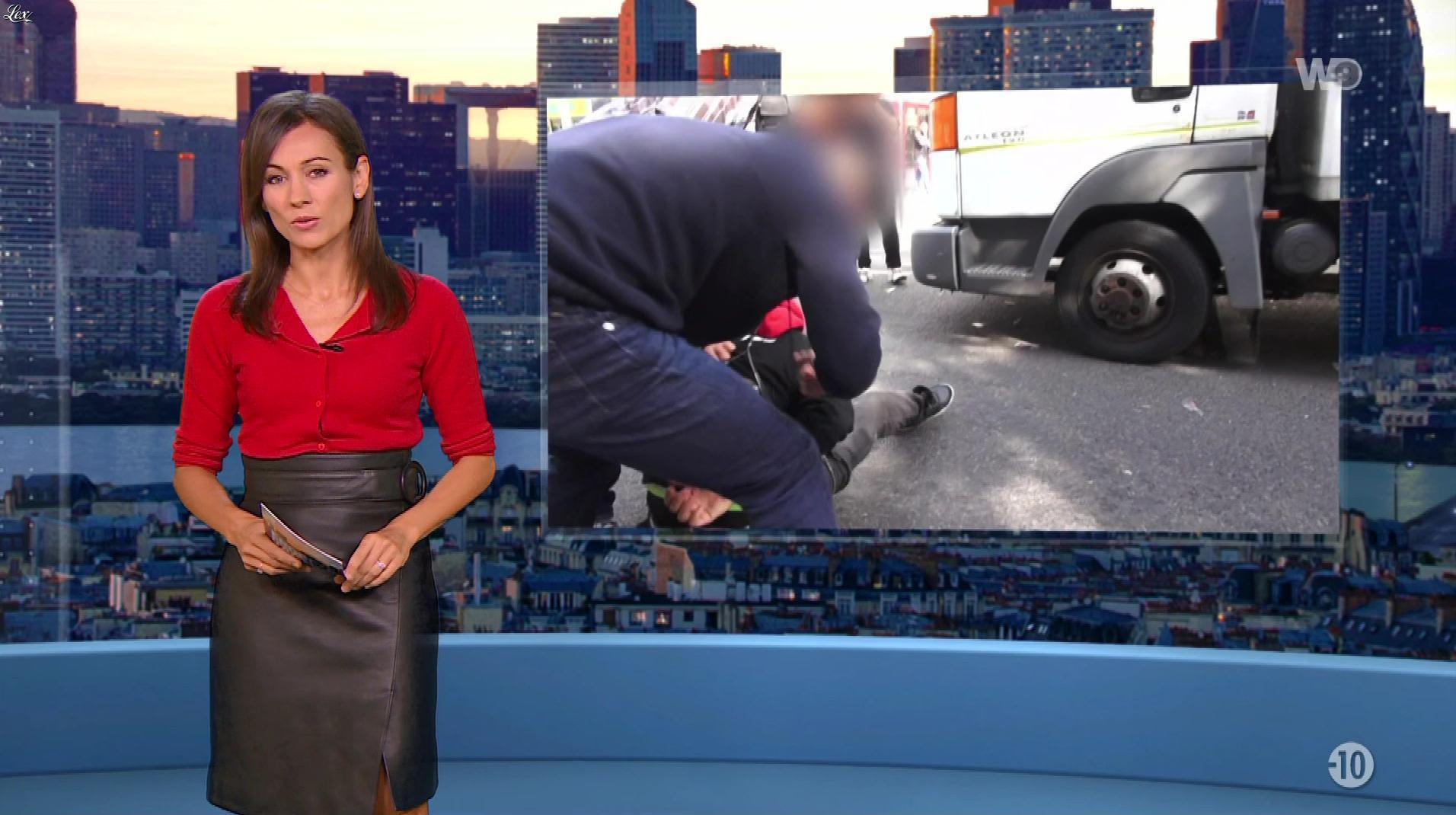 Marie-Ange Casalta dans Enquête d'Action. Diffusé à la télévision le 27/09/19.