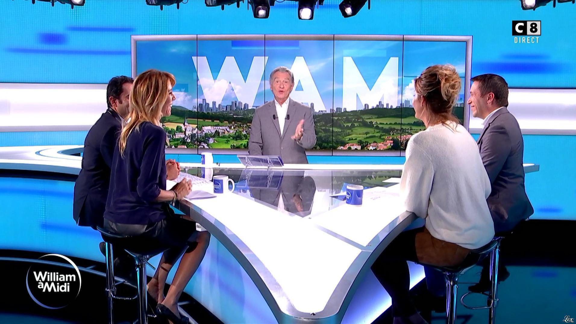Rachel Bourlier dans William à Midi. Diffusé à la télévision le 18/09/19.