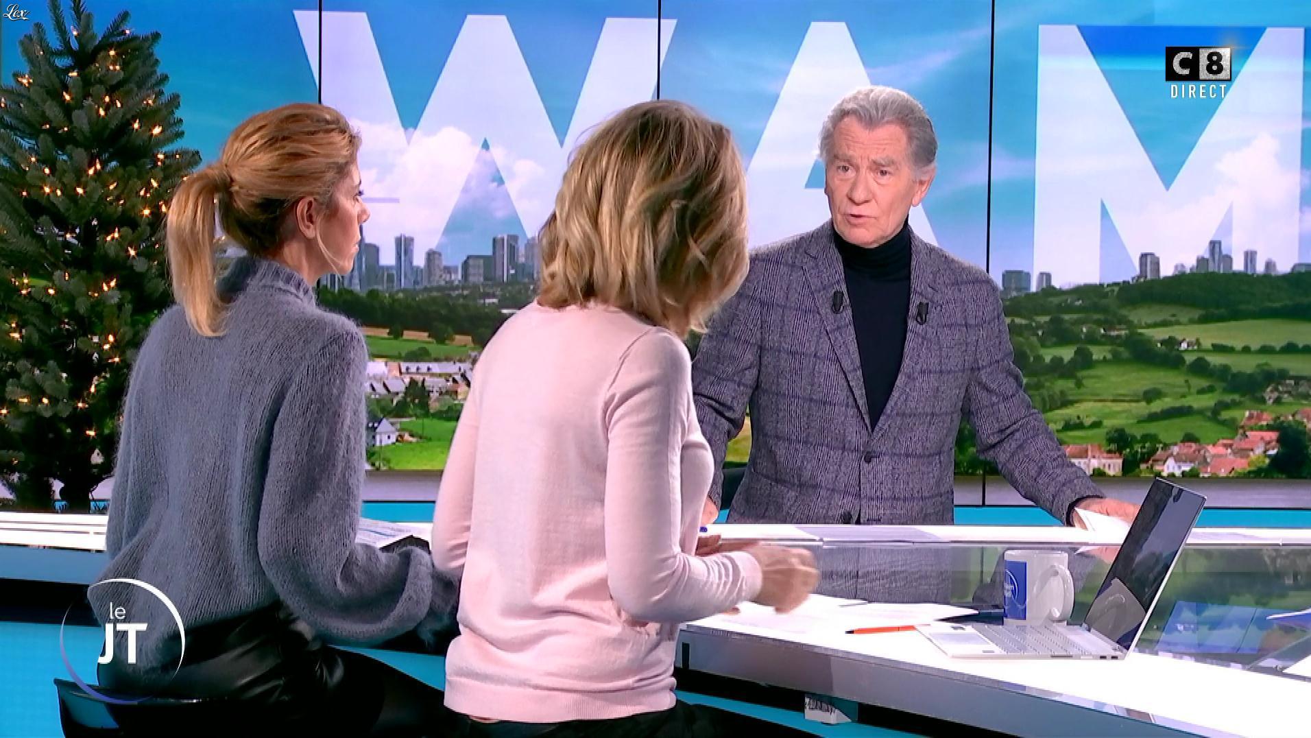 Rachel Bourlier dans William à Midi. Diffusé à la télévision le 18/12/19.