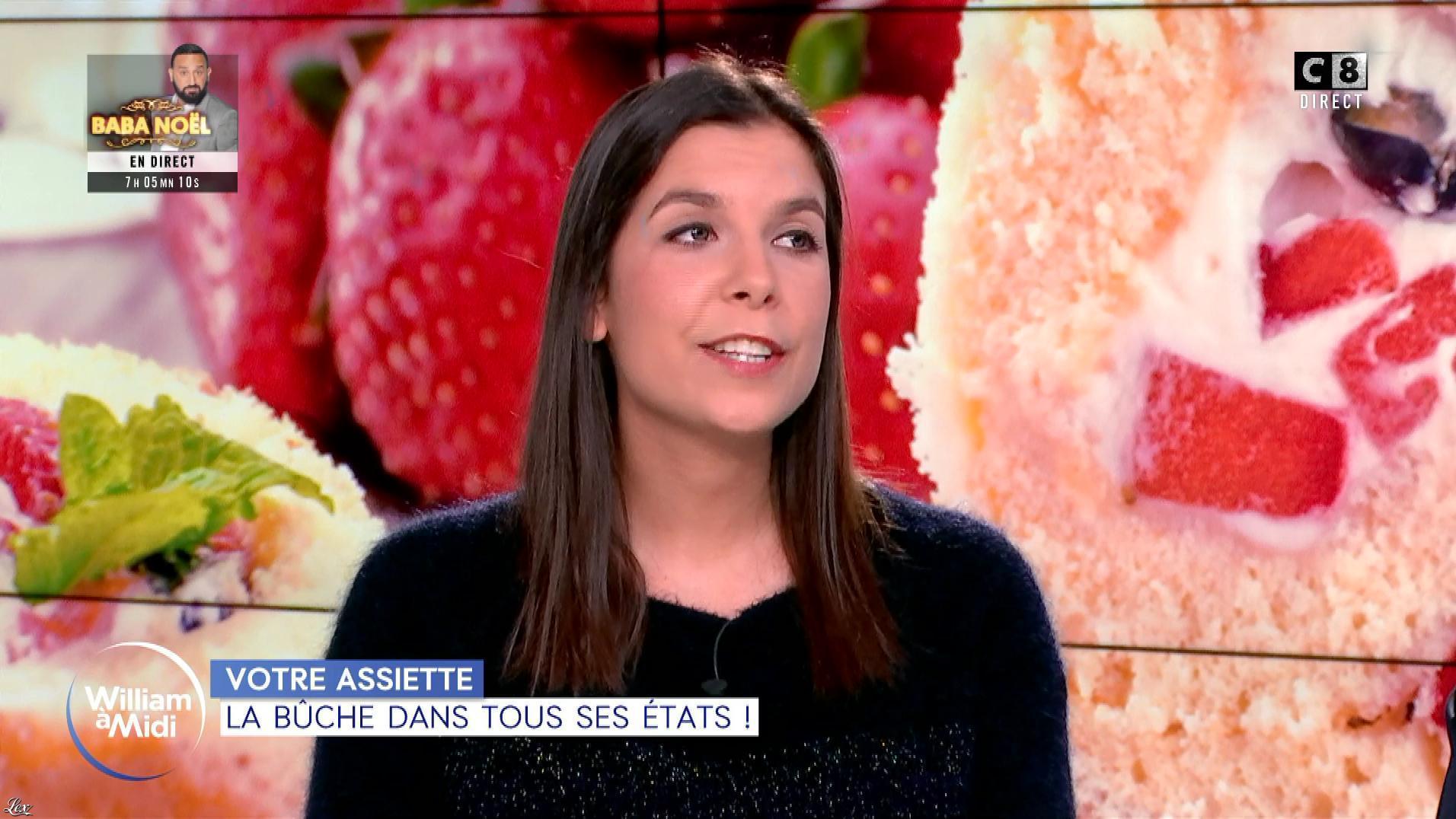 Raphaële Marchal dans William à Midi. Diffusé à la télévision le 19/12/19.