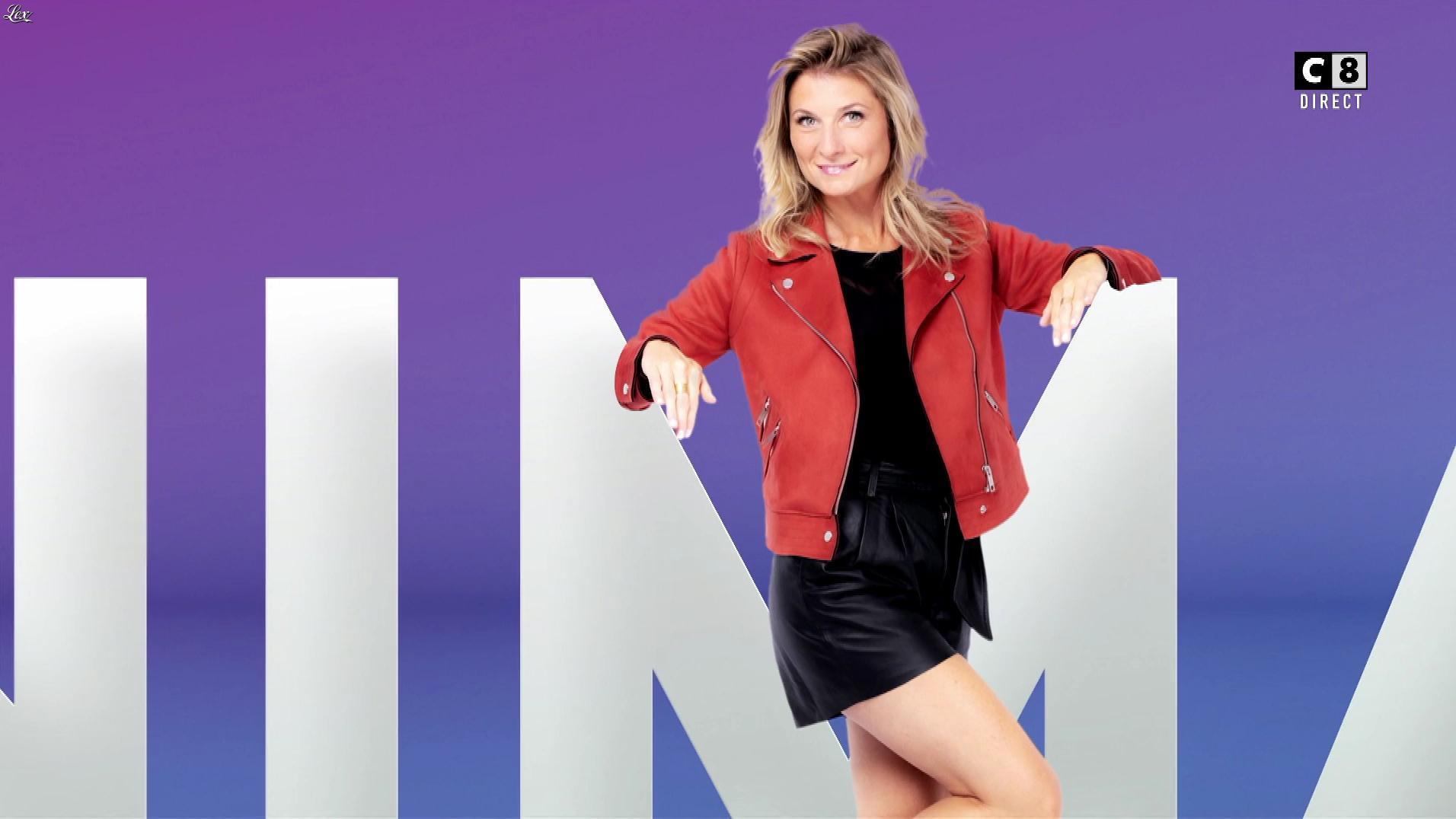 Sandrine Arcizet dans William à Midi. Diffusé à la télévision le 27/09/19.
