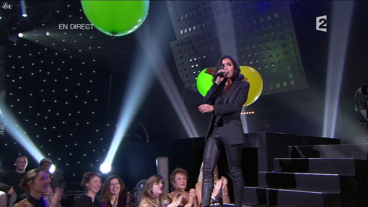 Jenifer Bartoli dans les Victoires De La Musique. Diffusé à la télévision le 01/03/11.