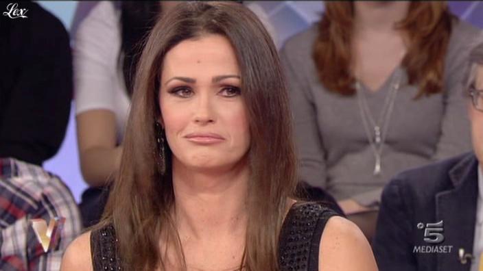 Samantha De Grenet dans Verissimo. Diffusé à la télévision le 22/01/11.