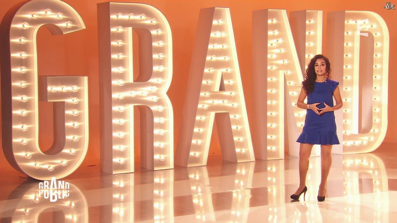 Aïda Touihri dans Grand Public. Diffusé à la télévision le 01/11/14.