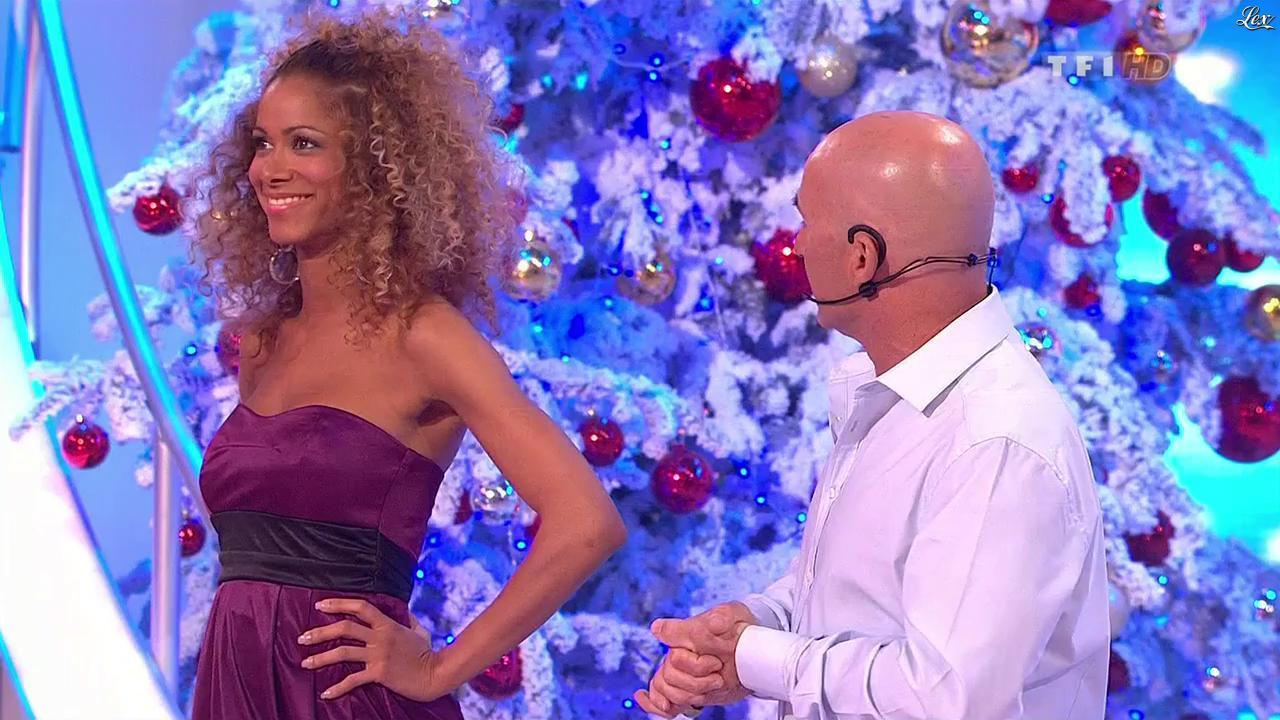 Doris Rouesne dans le Juste Prix. Diffusé à la télévision le 29/12/10.