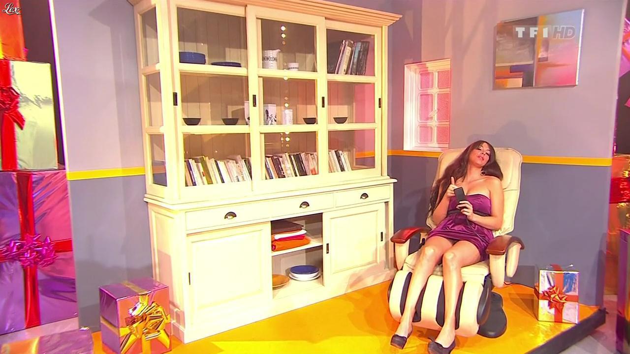 Fanny Veyrac dans le Juste Prix. Diffusé à la télévision le 29/12/10.