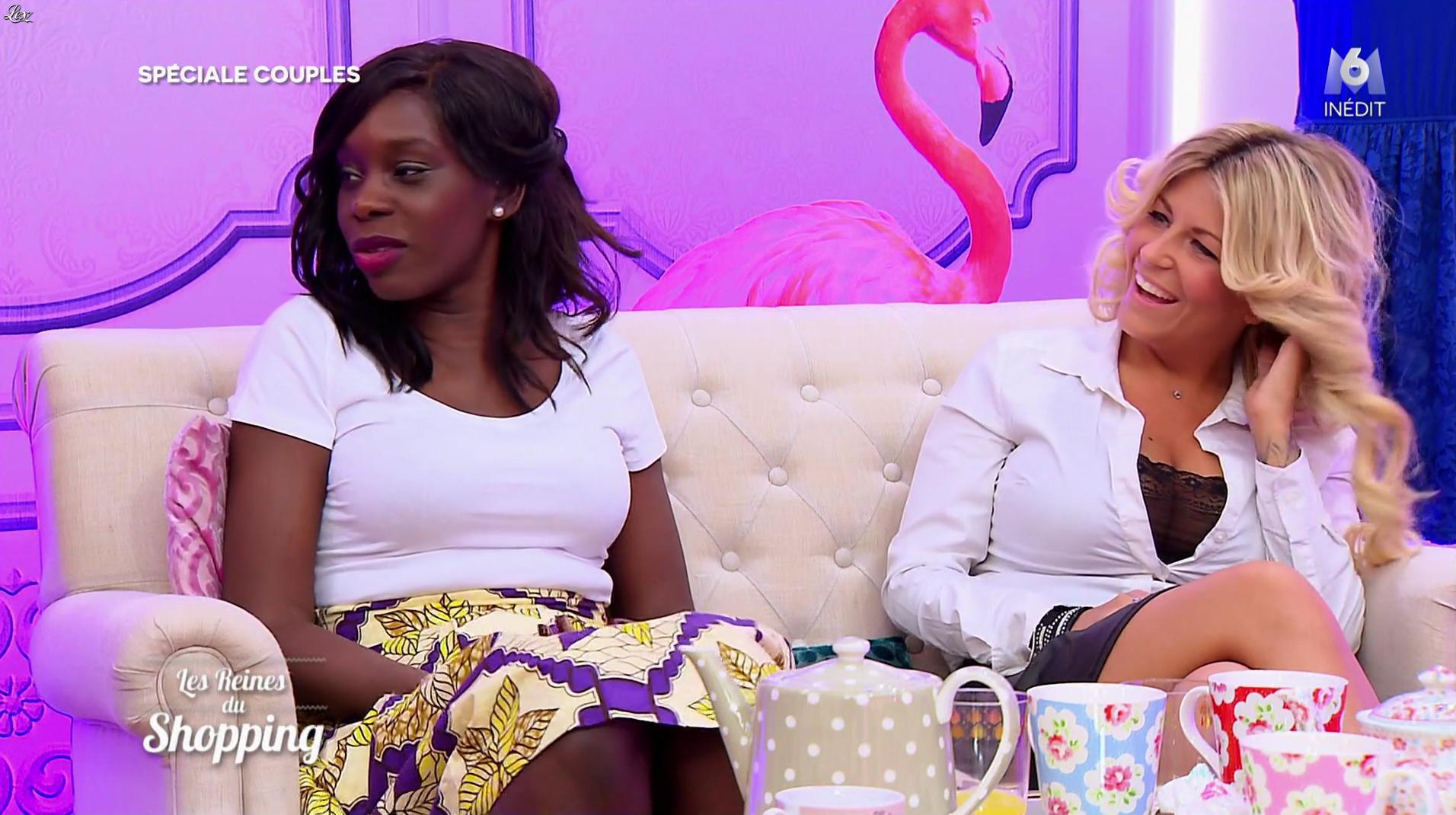 Candidate dans les Reines du Shopping. Diffusé à la télévision le 26/10/16.