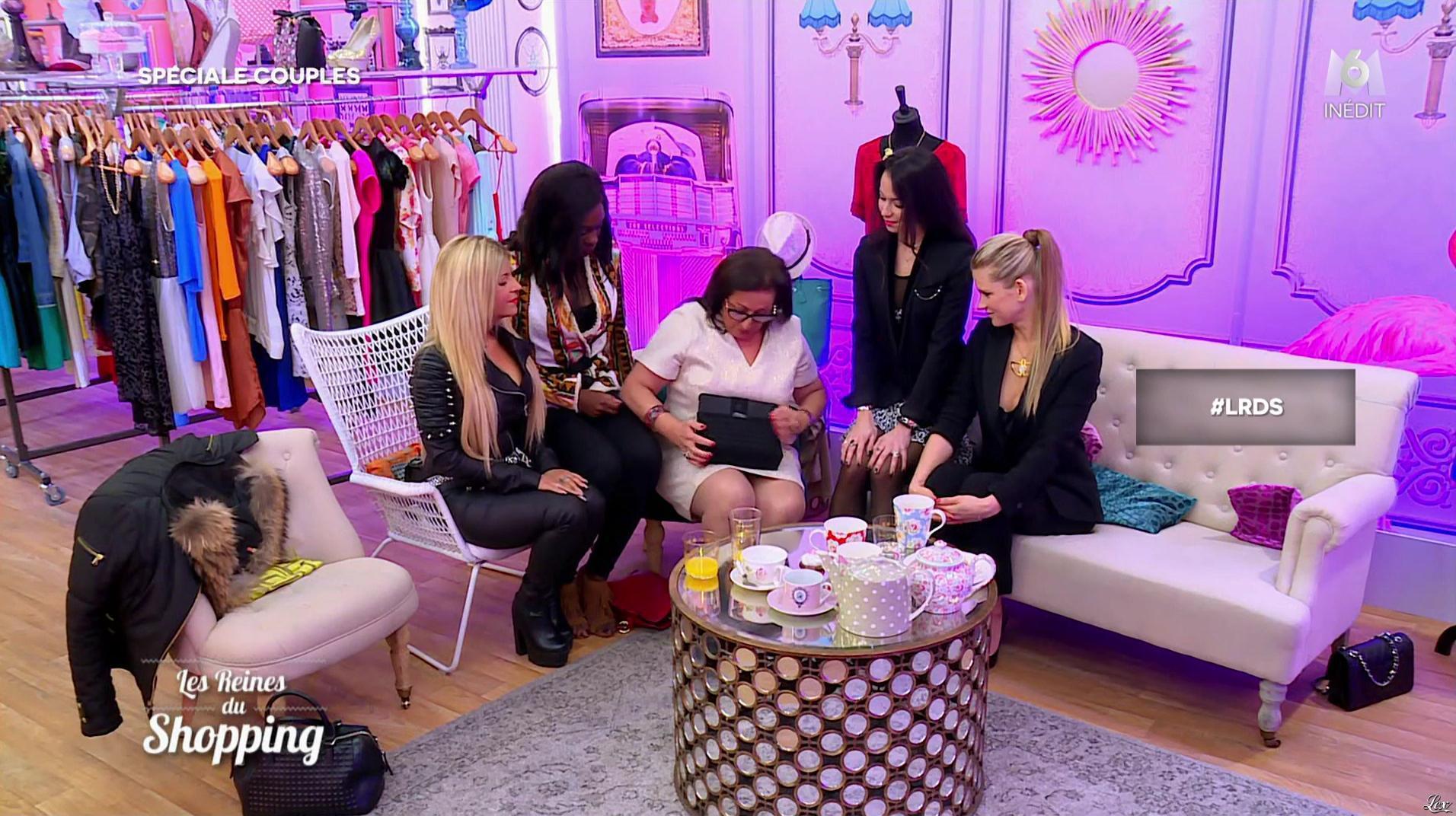 Candidate dans les Reines du Shopping. Diffusé à la télévision le 28/10/16.