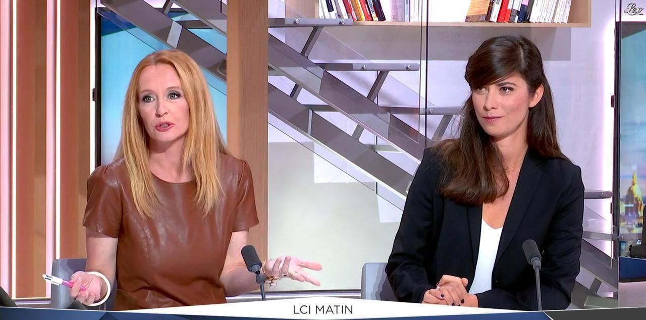 Hélène Lecomte dans LCI Matin. Diffusé à la télévision le 28/09/16.