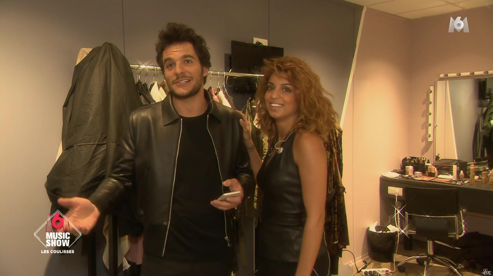Tal dans les Coulisses du M6 Music Show. Diffusé à la télévision le 07/09/16.