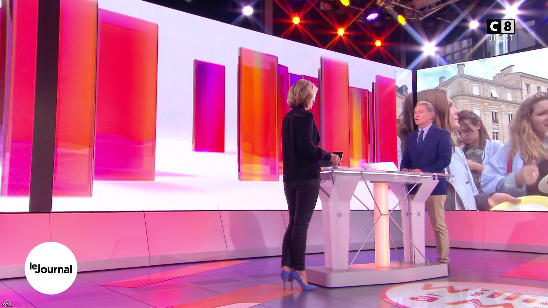 Caroline Delage dans William à Midi. Diffusé à la télévision le 27/09/17.
