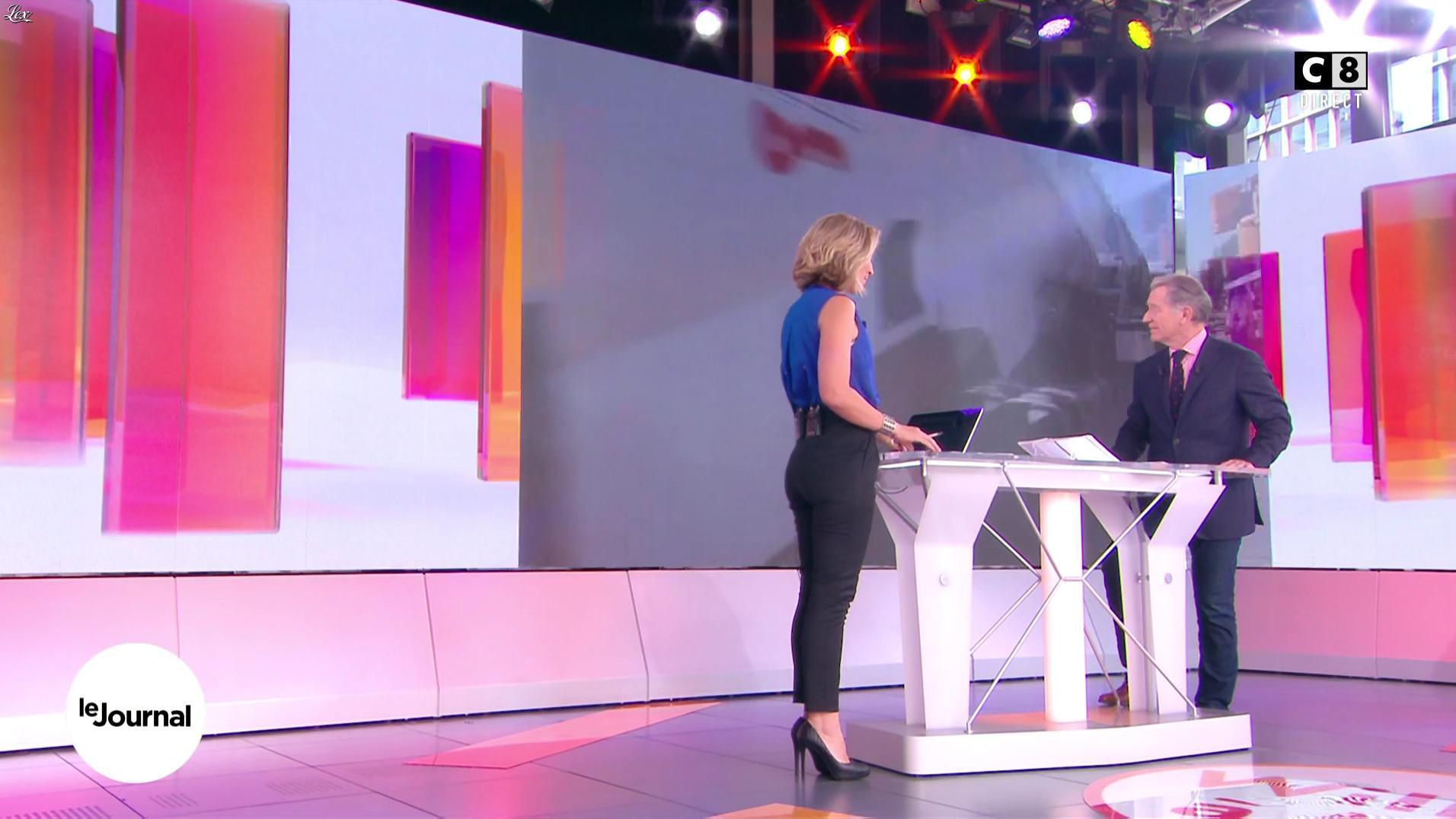 Caroline Delage dans William à Midi. Diffusé à la télévision le 29/09/17.