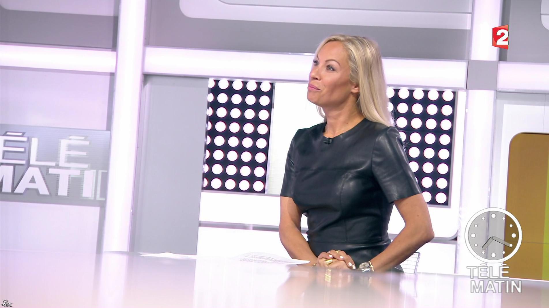 Charlotte Bouteloup Telematin Carine Galli Europa League