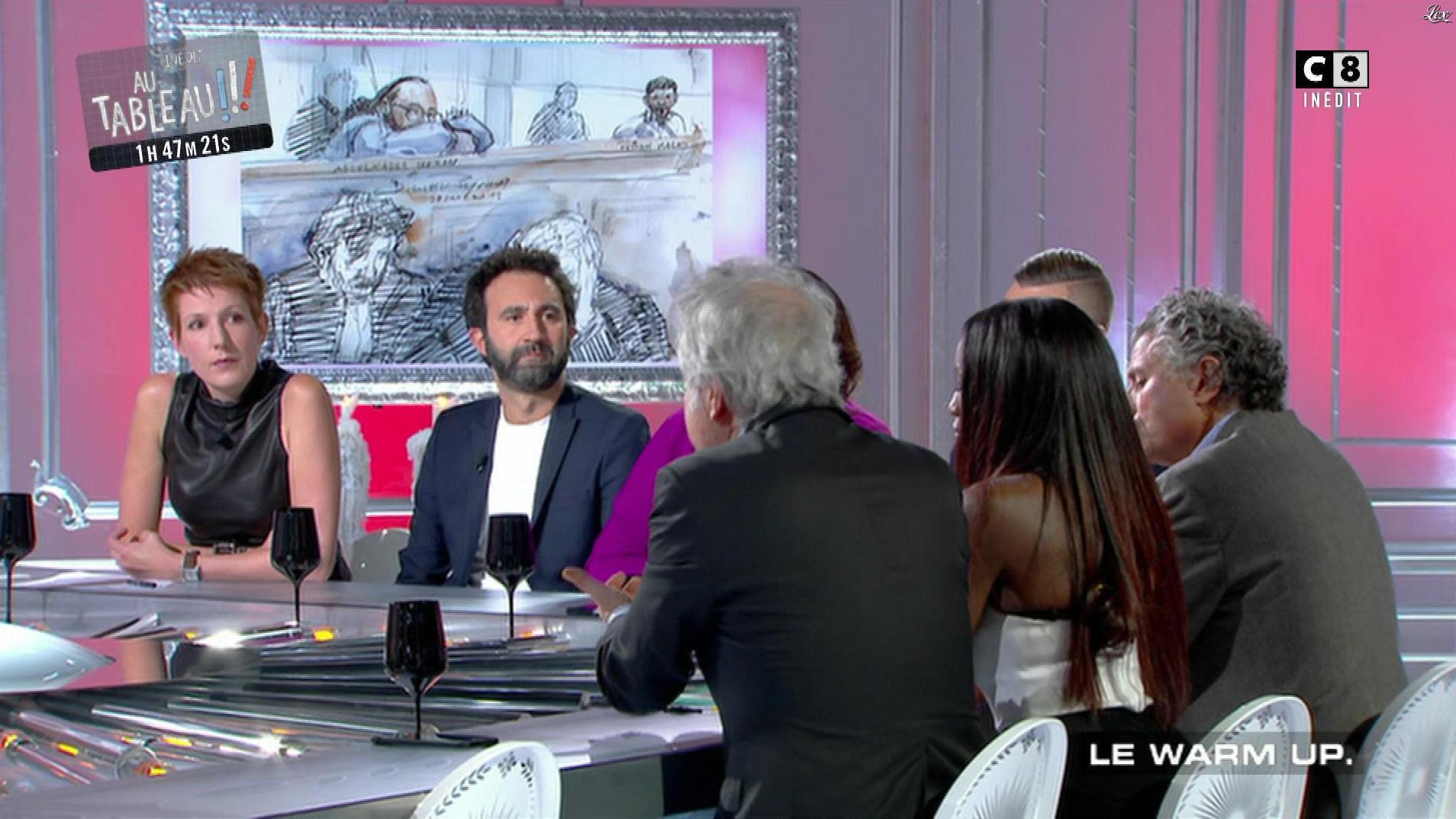 Natacha Polony dans les Terriens du Dimanche. Diffusé à la télévision le 05/11/17.