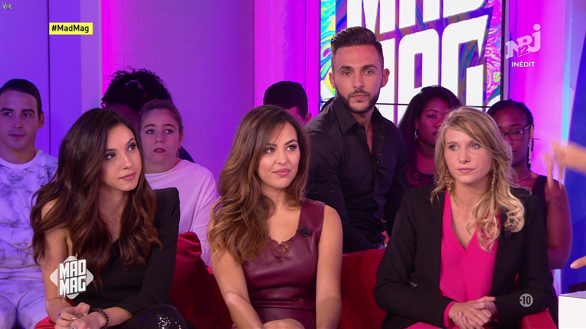 Pariss et Yamina dans le Mad Mag. Diffusé à la télévision le 18/09/17.