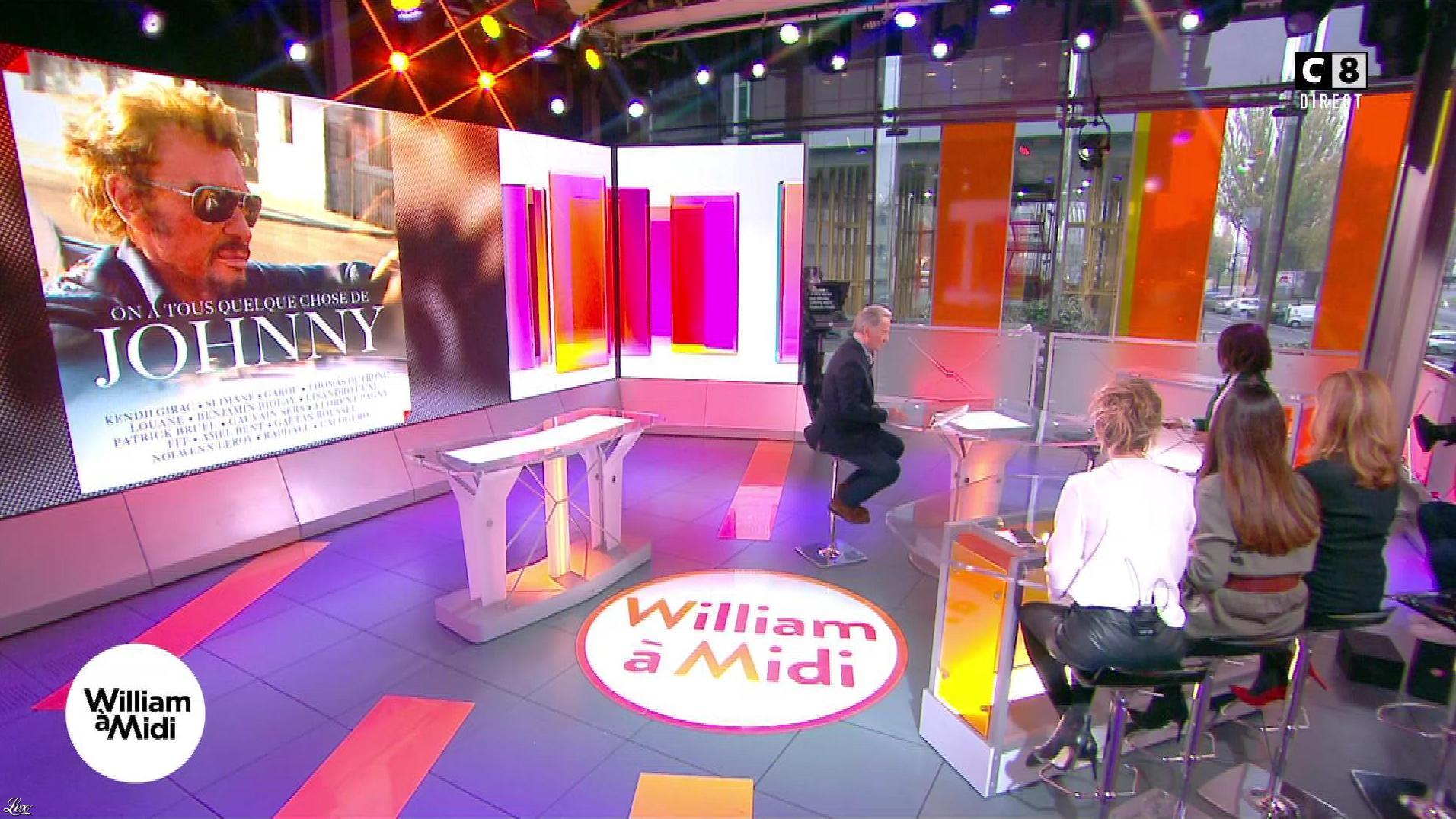 Sandrine Arcizet dans William à Midi. Diffusé à la télévision le 17/11/17.
