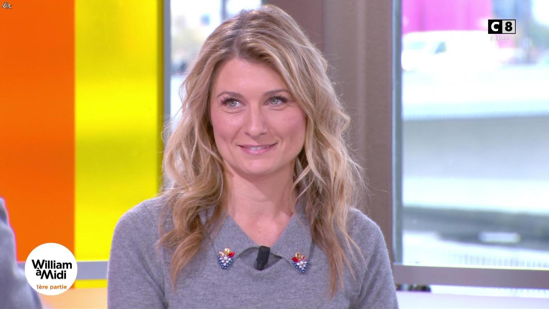 Sandrine Arcizet dans William à Midi. Diffusé à la télévision le 21/11/17.