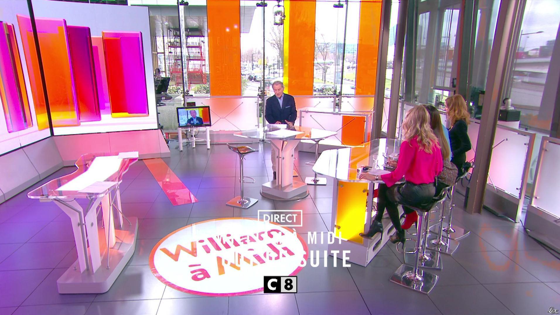 Sandrine Arcizet dans William à Midi. Diffusé à la télévision le 24/11/17.