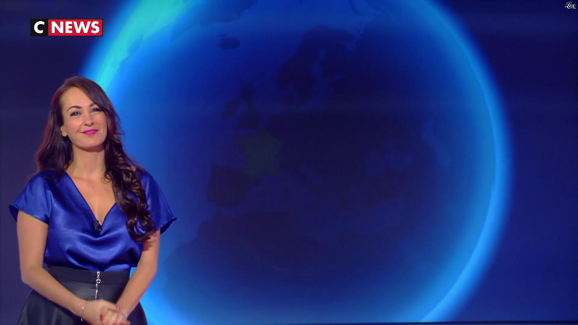 Alexandra Blanc dans la Matinale. Diffusé à la télévision le 17/10/18.