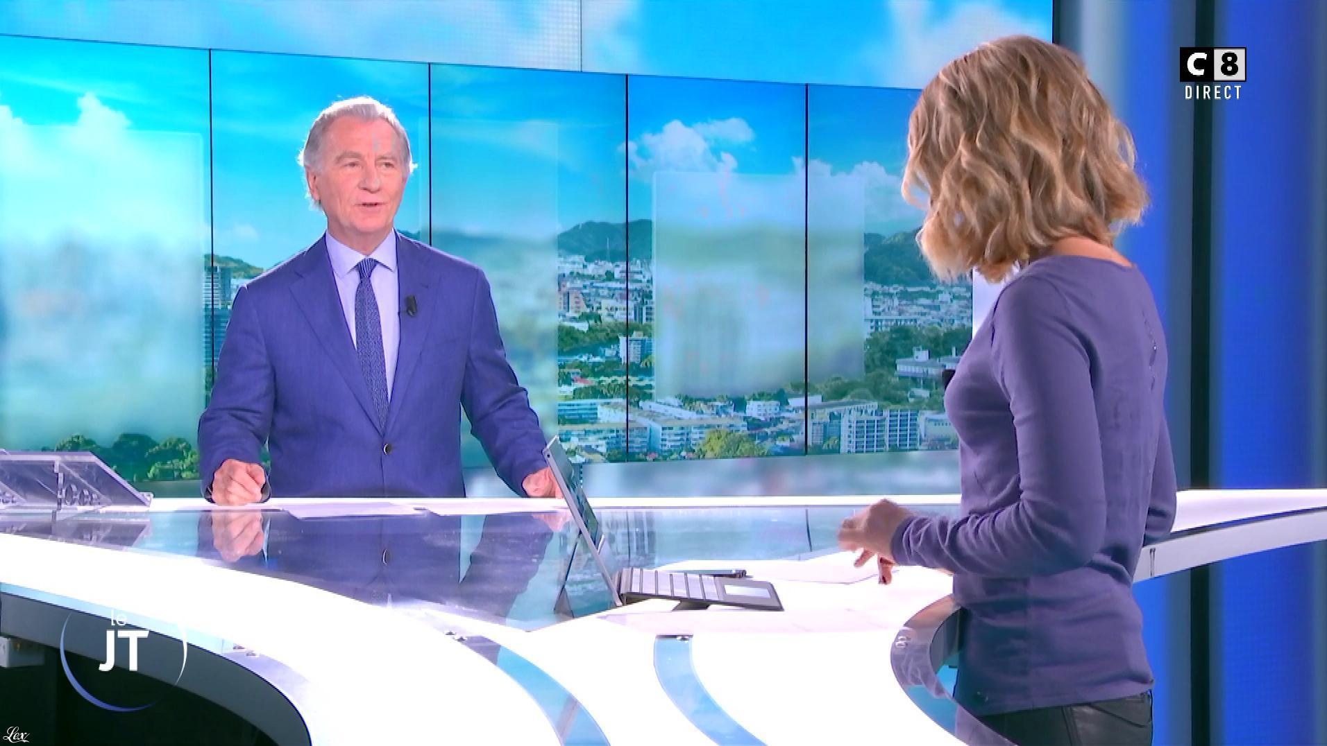 Caroline Delage dans William à Midi. Diffusé à la télévision le 01/10/18.
