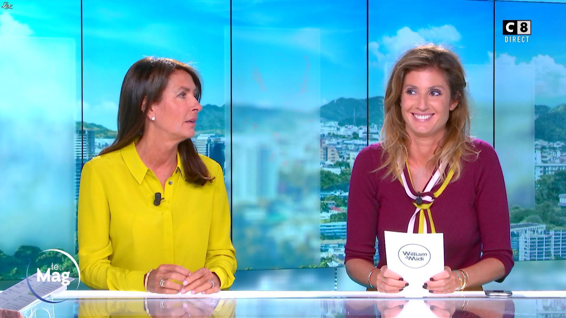 Caroline Ithurbide dans William à Midi. Diffusé à la télévision le 18/09/18.