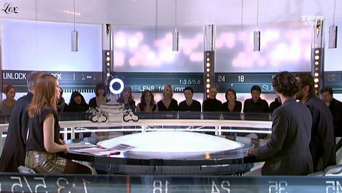 Valérie Amarou dans la Quotidienne Du Cinema. Diffusé à la télévision le 26/10/10.
