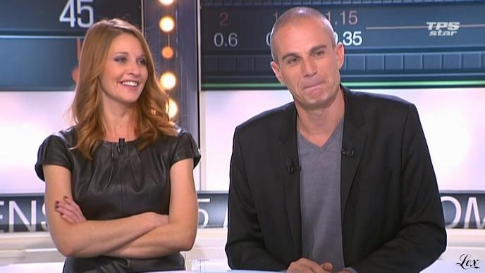Valérie Amarou dans la Quotidienne Du Cinema. Diffusé à la télévision le 26/11/10.