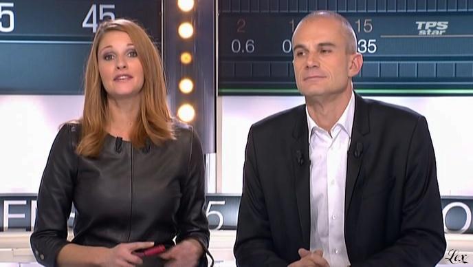 Valérie Amarou dans la Quotidienne Du Cinema. Diffusé à la télévision le 28/12/10.