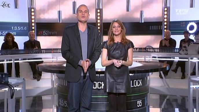 Valérie Amarou dans la Quotidienne Du Cinema. Diffusé à la télévision le 31/12/10.