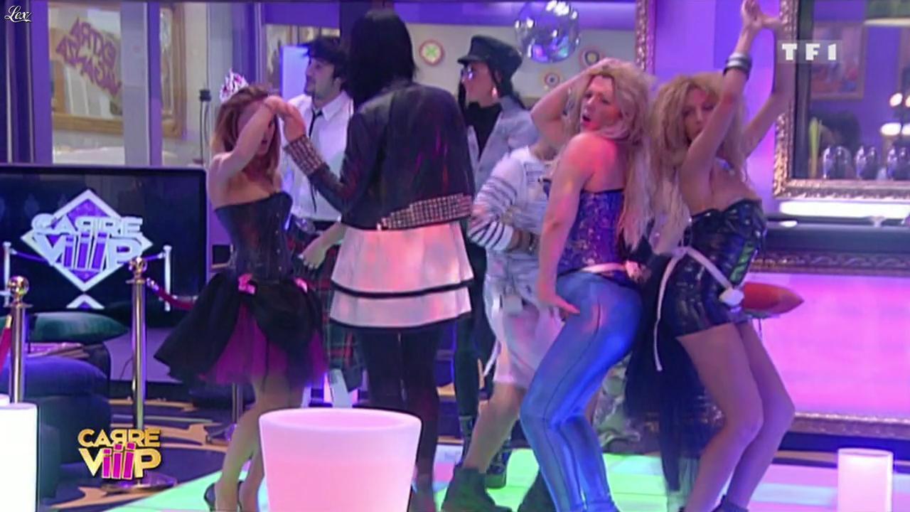 Carré Viiip. Diffusé à la télévision le 20/03/11.
