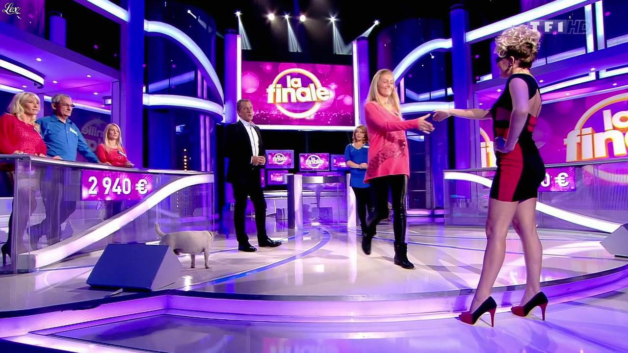 Guilaine dans une Famille En Or. Diffusé à la télévision le 01/10/13.
