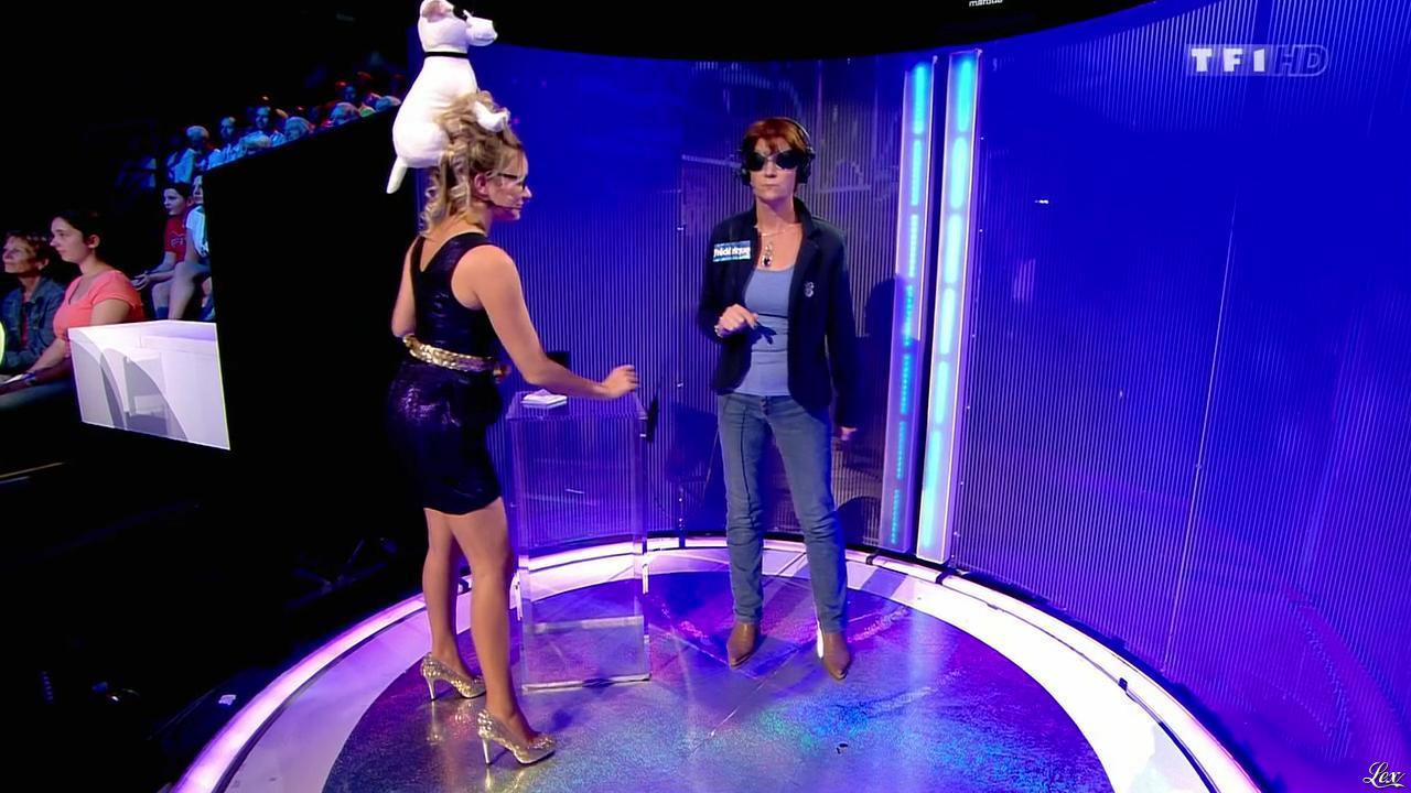 Guilaine dans une Famille En Or. Diffusé à la télévision le 03/10/13.