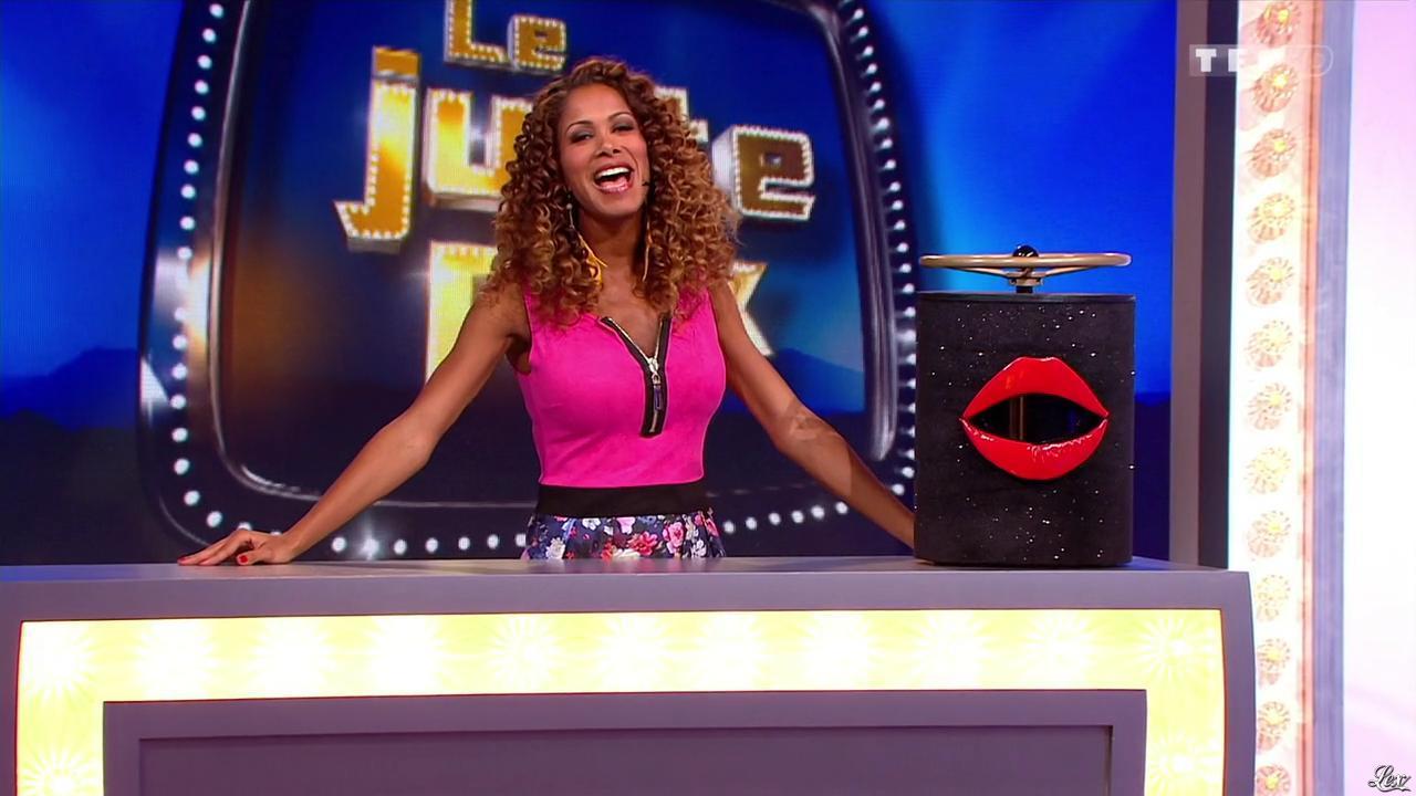 Doris Rouesne dans le Juste Prix. Diffusé à la télévision le 04/10/13.
