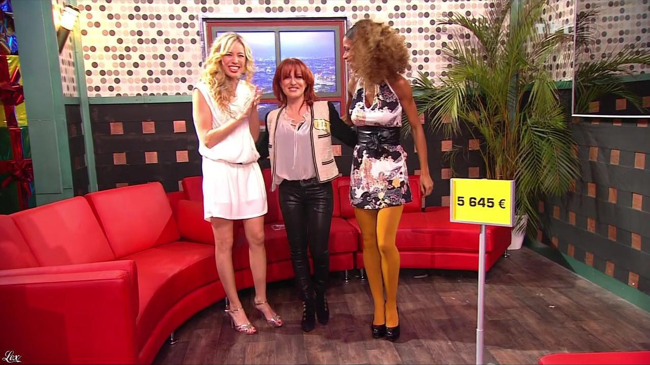 Les Gafettes, Doris Rouesne, Nadia Aydanne et Ana dans le Juste Prix