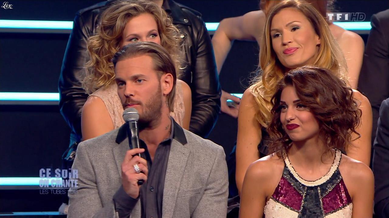 Tal et Vitaa dans Ce Soir On Chante. Diffusé à la télévision le 03/01/14.